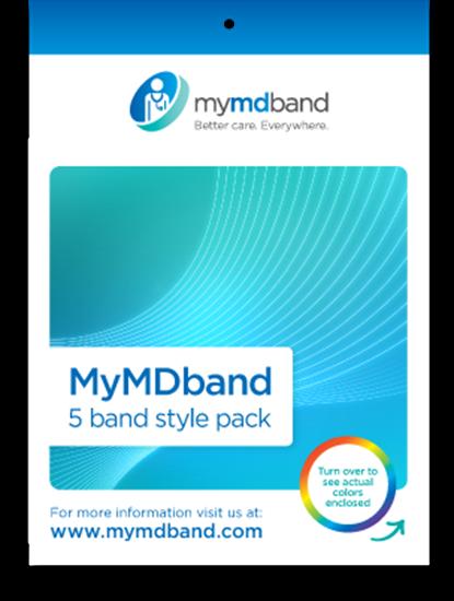 Image sur Pack de bracelet design