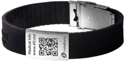 Picture of Special Offer: MyMDband with an extended 3 year subscription